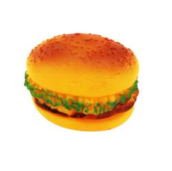Brinquedo para Cachorro Hamburger - Western PET-1001