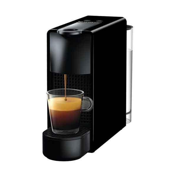 Máquina de Café Nespresso Essenza Mini C30 com Kit Boas Vindas - Preta
