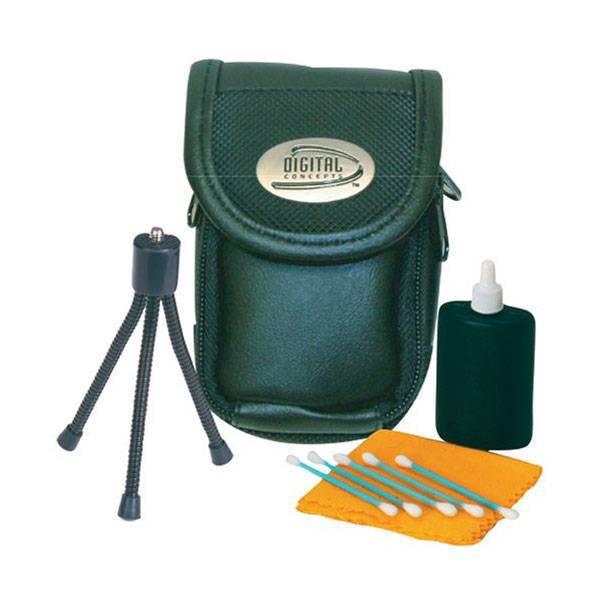 Bolsa com Kit de Acessórios para Câmera - D-Concepts DC-115