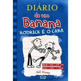 Livro - Diário de um Banana Vol.2 - Jeff Kinney Vergara & Riba 9788576831952