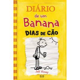 Livro - Diário de um Banana Vol.4 - Jeff Kinney Vergara & Riba 9788576832768