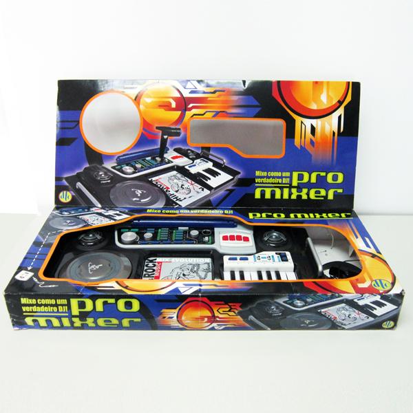 Teclado Eletrônico DTC Pro Mixer 7898424962751
