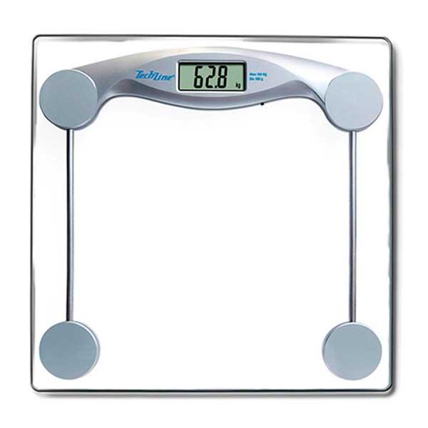 Balança Techline Tecsilver Eletrônica Digital 150kg 840646002651
