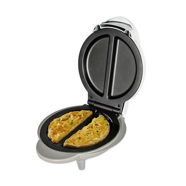 Omeleteira Cadence Egg+ 1000W Branco 110V OML100-127