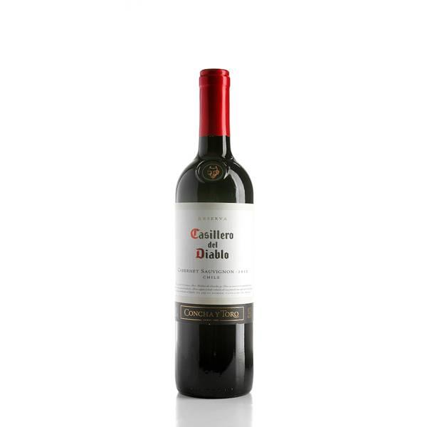 Vinho Casillero Del Diablo Cabernet Sauvignon - Concha Y Toro
