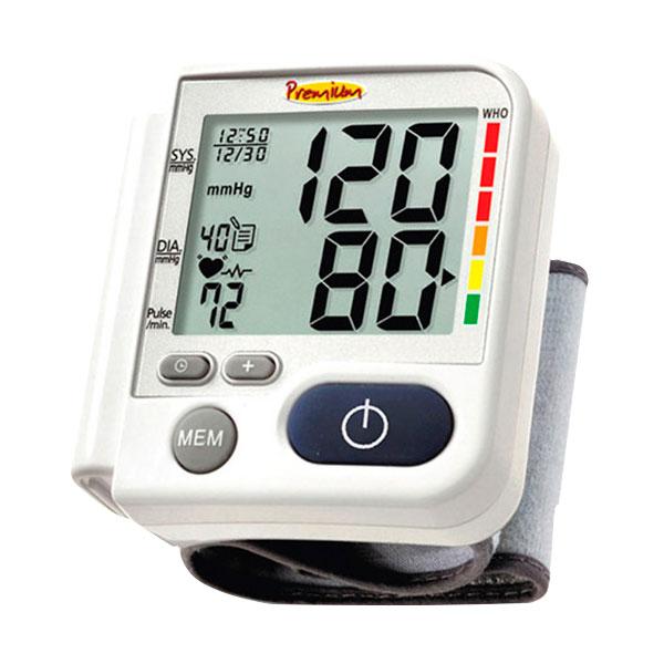 Aparelho de Pressão Digital Automático de Pulso - Premium BPLP200