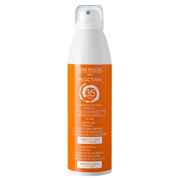Protetor Solar FPS 35 Spray Multiposição Anna Pegova 150ml 1707