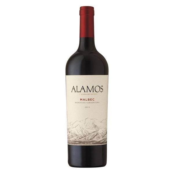 Vinho Alamos Malbec 750ml - Alamos