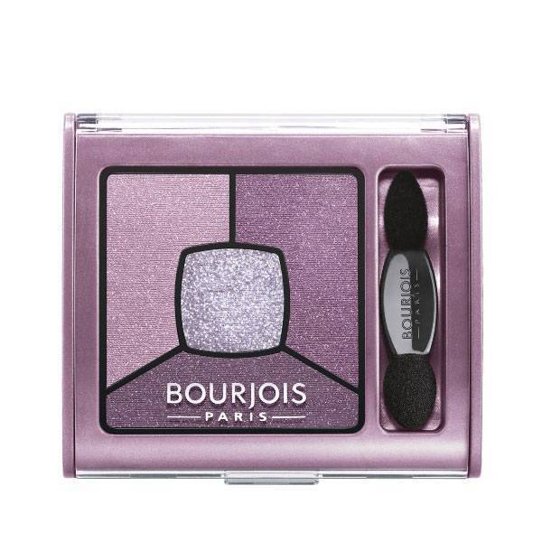 Paleta de Sombras Bourjois  Smoky Stories 07 In Mauve Again 390071