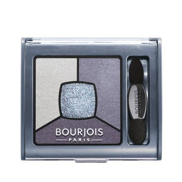 Paleta de Sombras Bourjois  Smoky Stories 08 Ocean Obsession 390081