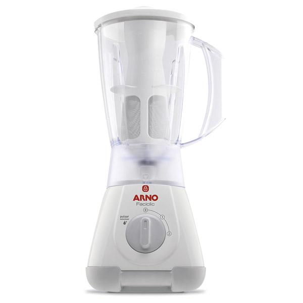 Liquidificador Arno New Faciclic 2 Vel. 550W Branco 2L 110V       LN37