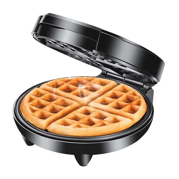 Waffle Maker Mondial Pratic Waffle 1200W Preto/Prata 220V GW-01
