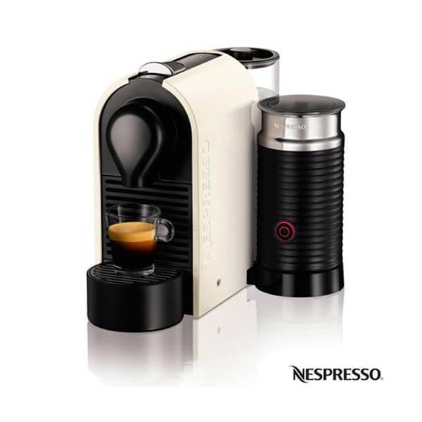 Foto 1 - Cafeteira Expresso Nespresso Umilk Pure Creme para Cafe Espresso 110V       C55BR