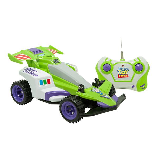 Carro Controle Remoto Candide Toy Story Space Ranger 3 Funções 4933