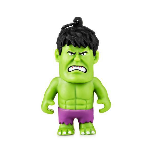 Pen Drive Marvel Vingadores Hulk 8GB - Multilaser PD082