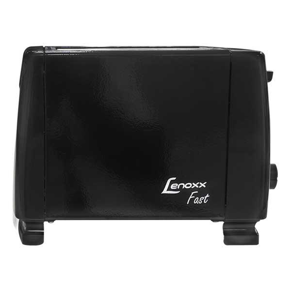Torradeira Lenoxx Fast 600W Preto 110V PTR201