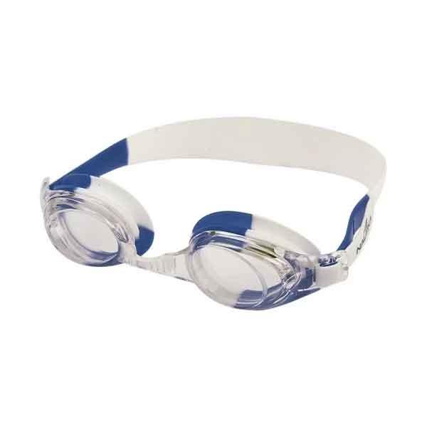 Óculos de Natação Nautika Bit Infantil Branco/Azul 500120