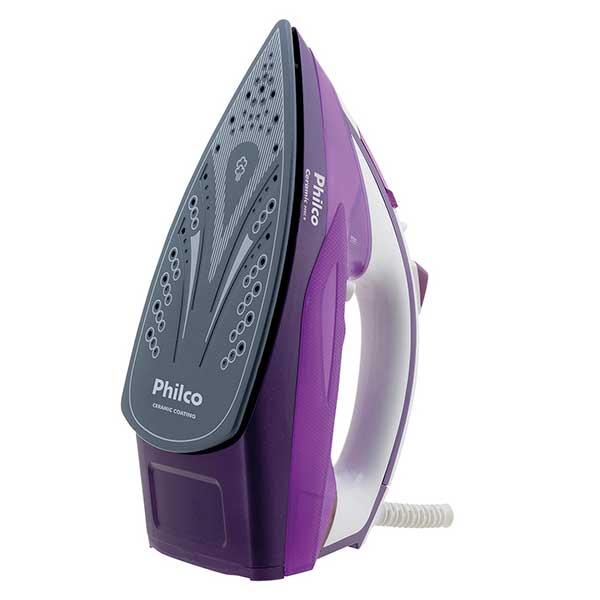 Ferro a Vapor Philco Ceramic PFEC R 2000W Roxo 220V       053602016