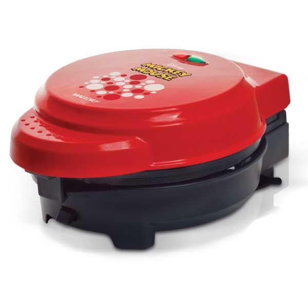 Máquina de CupCakes Mallory Multiplacas Mickey Mouse 830W Vermelho 110V      ...