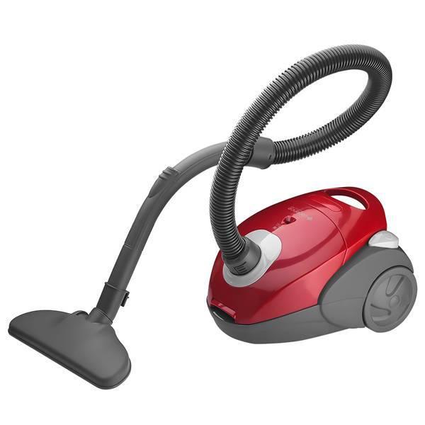 Aspirador de Pó Cadence Max Clean 1000W Vermelho/Cinza 110V       ASP503-127
