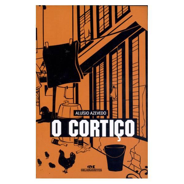 Livro: O Cortiço - Col. Clássicos da Literatura - Editora Melhoramentos