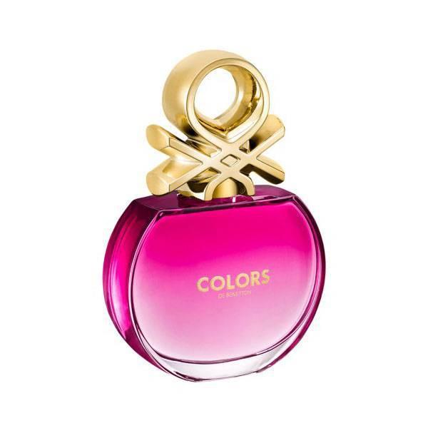 Perfume Colors Pink EDT Feminino 80ml - Benetton
