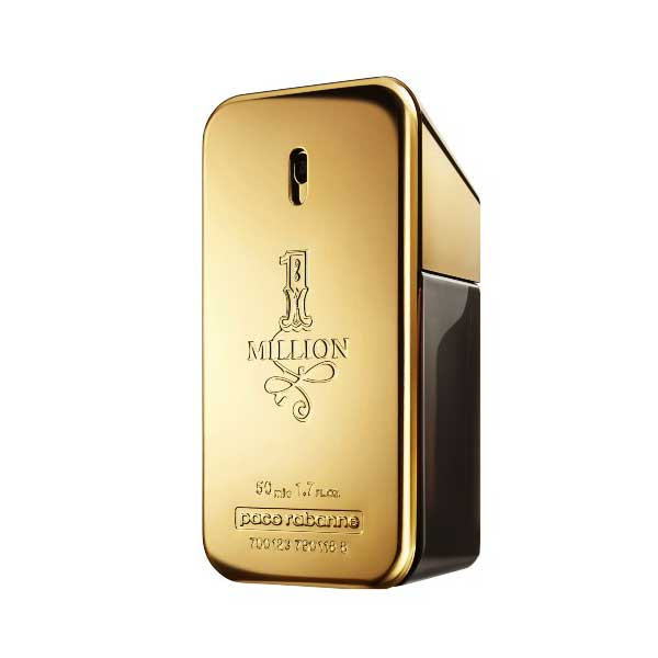 Perfume 1 Million EdT Masculino 50ml - Paco Rabanne