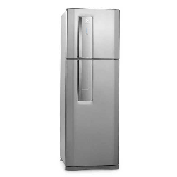 Refrigerador Electrolux Duplex Frost Free Inox 382L 110V       DF42X