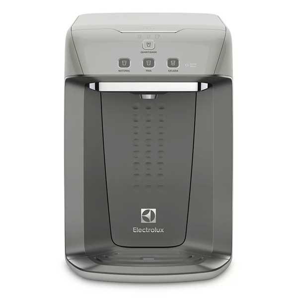 Purificador de Água Electrolux Painel Blue Touch Prata 0,8L Bivolt     PA26G