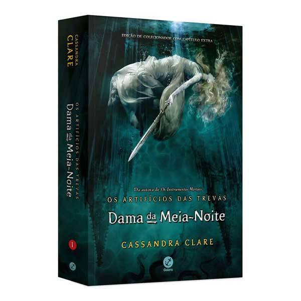 Livro: Dama Da Meia Noite - Editora Record 9788501401083