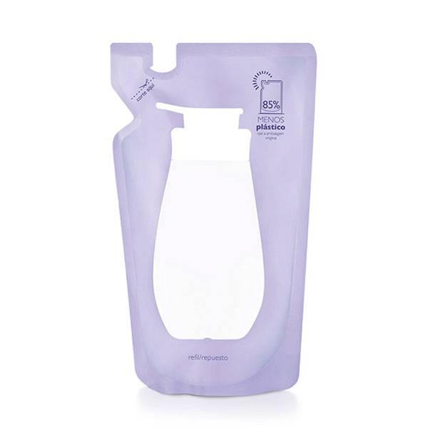 Refil Desodorante Hidratante Natura Corporal Algodão Pele Seca Tododia 400ml...
