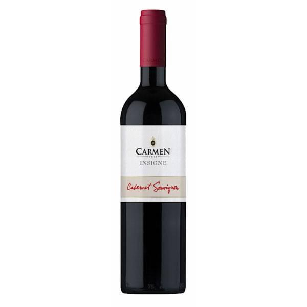Vinho Carmen Insigne Cabernet Sauvignon 750ml Viña Carmen
