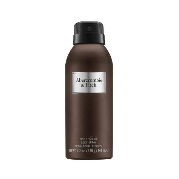 Body Spray First Instict Masculino 143ml - Abercrombie & Fitch 16325