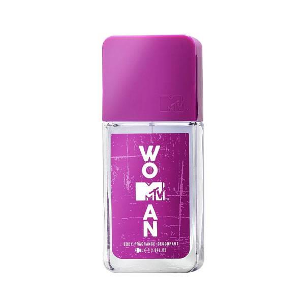 Body Spray Woman Body Fragrance 75ml - MTV PT09725