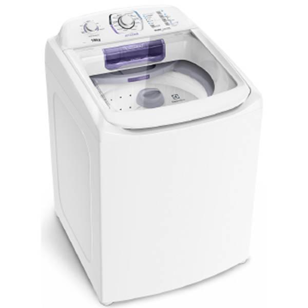 Lavadora de Roupas Electrolux com Dispenser Autolimpante e Ciclo Silencioso...