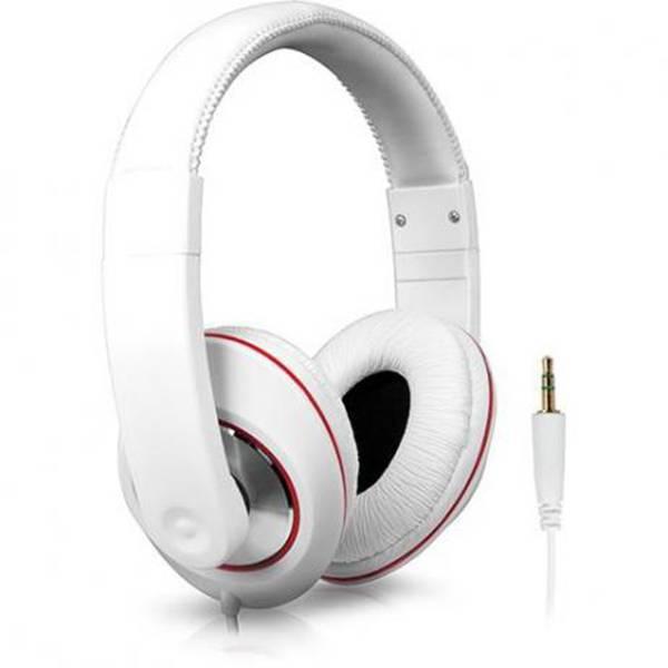 Fone de Ouvido iSound Headphone Branco DGHP4007