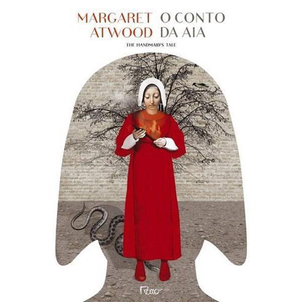 Livro: O Conto da Aia - Editora Rocco