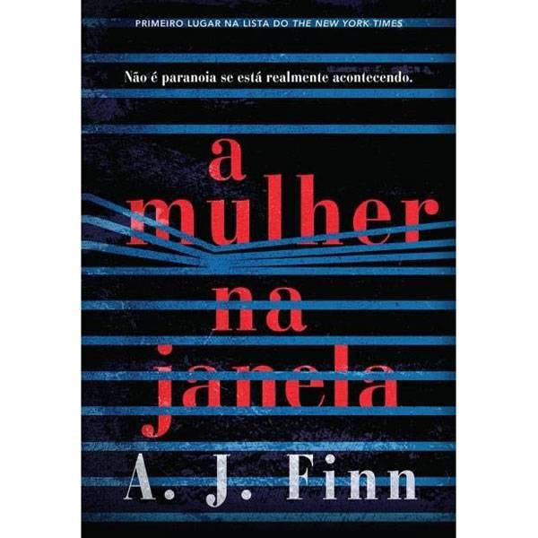 Livro: A Mulher na Janela - Editora Arqueiro 9788580418323