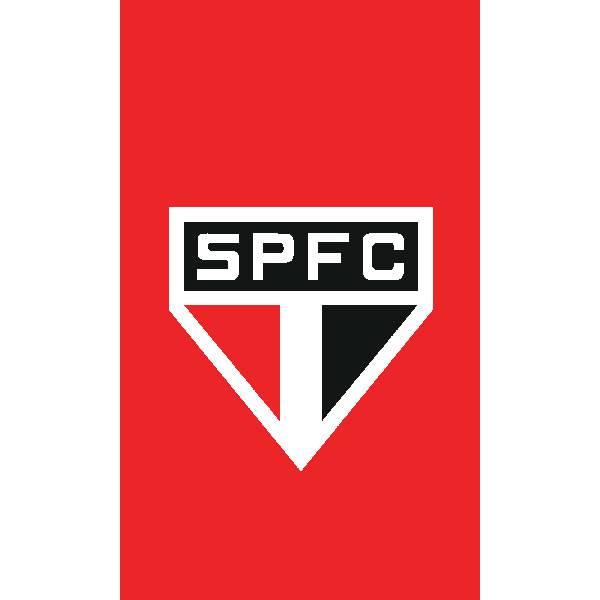 Toalha Social Bouton São Paulo Estampada 0,30 x 0,50 m 43060