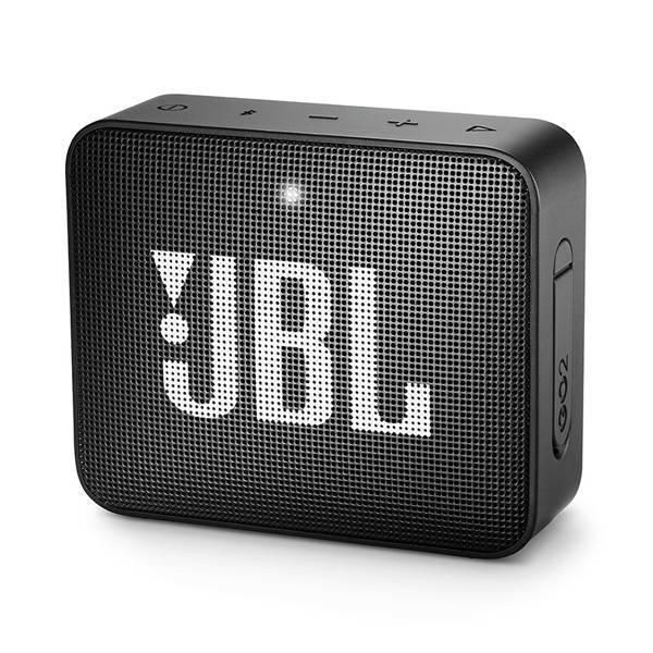 Caixa de Som JBL GO 2 Bluetooth 3W Preto 6925281932007