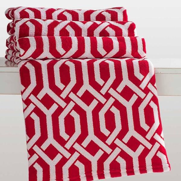 Manta Corttex Home Design Cinta Trançada Vermelho King 7899995415301
