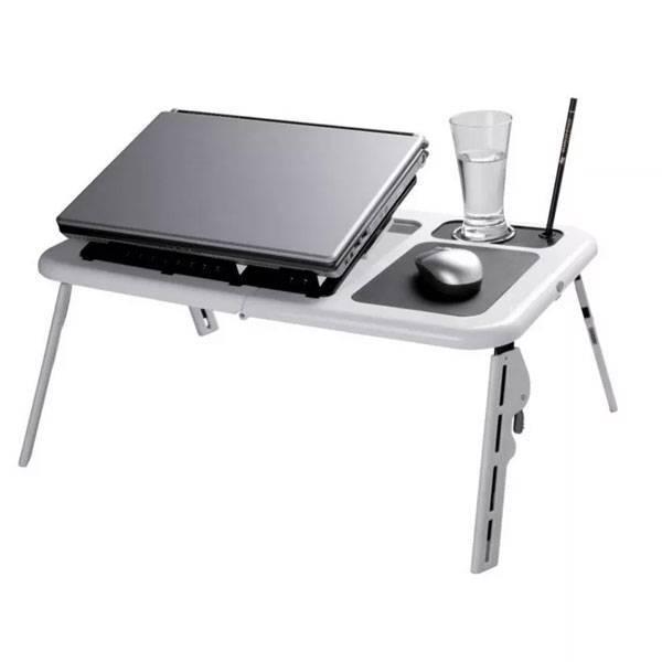 Mesa Dobrável Multivisão com Cooler para Notebook com Porta Copo NT-WIT