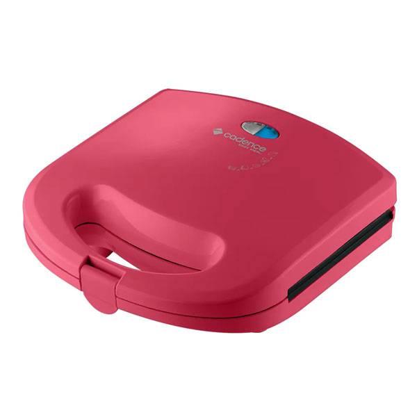 Sanduicheira Minigrill Cadence Colors 750W Rosa Doce 220V SAN237-220