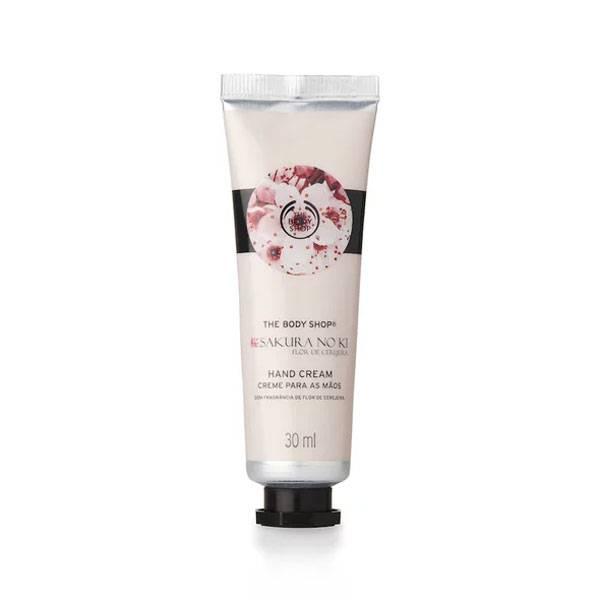 Creme para Mãos Sakura No Ki 30ml - The Body Shop 1093309