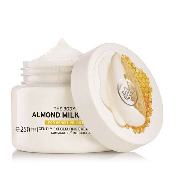 Esfoliante Corporal Leite de Amêndoas e Mel 250ml The Body Shop 1094185