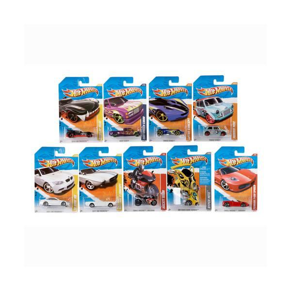Hot Wheels Carros Básicos - 1 Unidade - (Sortidos) Hot Wheels C4982