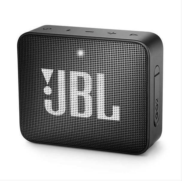 Caixa de Som JBL GO 2 Bluetooth 3W Preto