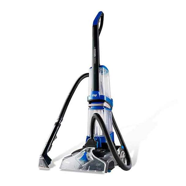 Extratora Vertical Wap Power Cleaner Pro 2000W Preto/Azul 110V FW007228