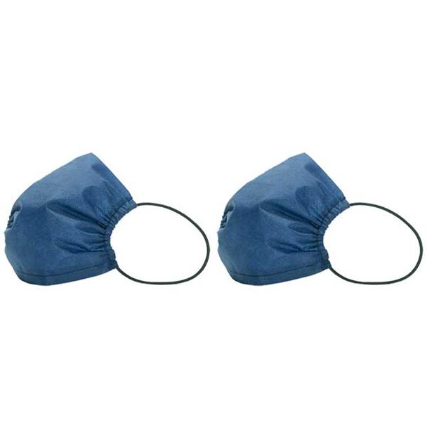 Máscara Mood Uso Social Compartimento para Filtro - 2 Unidades Azul Marinho...