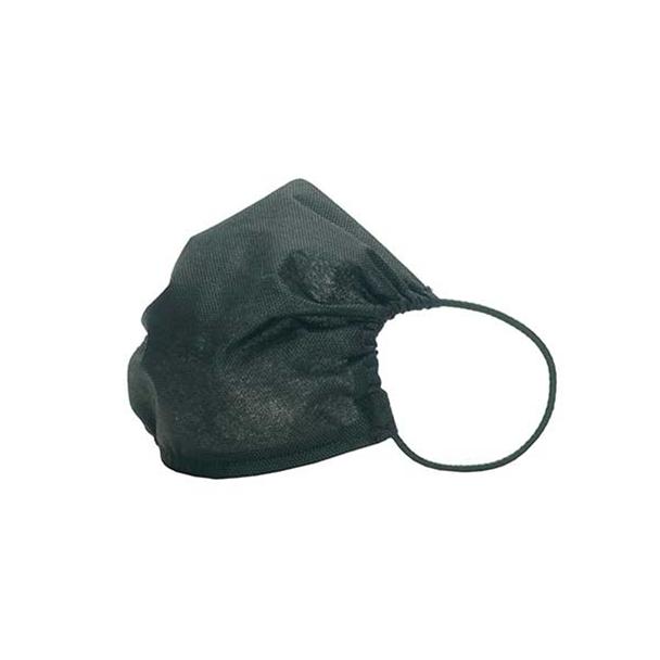 Máscara Mood Uso Social Compartimento para Filtro - Unidade - Preto MSCX02